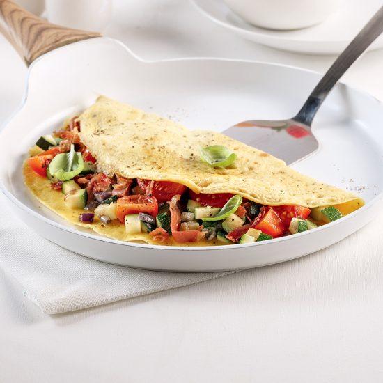 Omelette à l'italienne