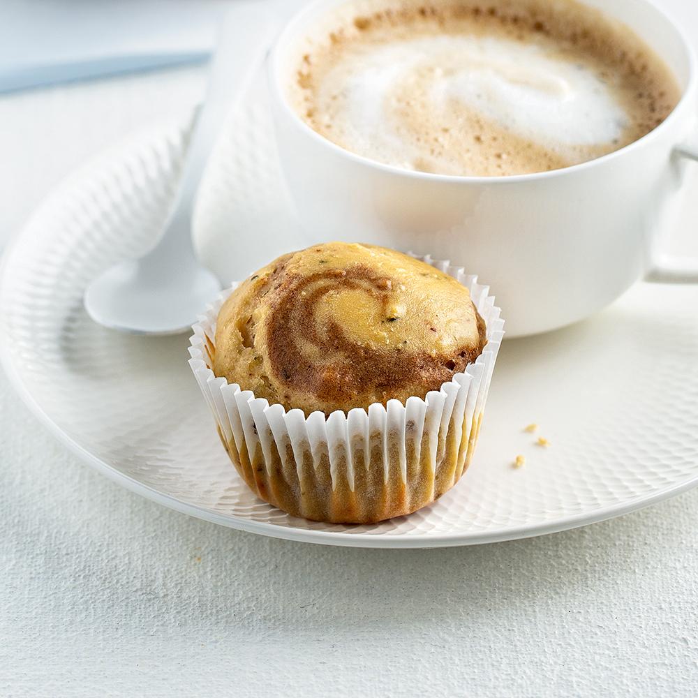 Muffins style brioche à la cannelle