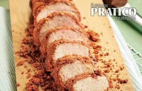 La cuisson parfaite des filets de porc sur le barbecue