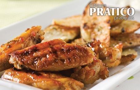 Comment réussir la cuisson des ailes de poulet sur le BBQ