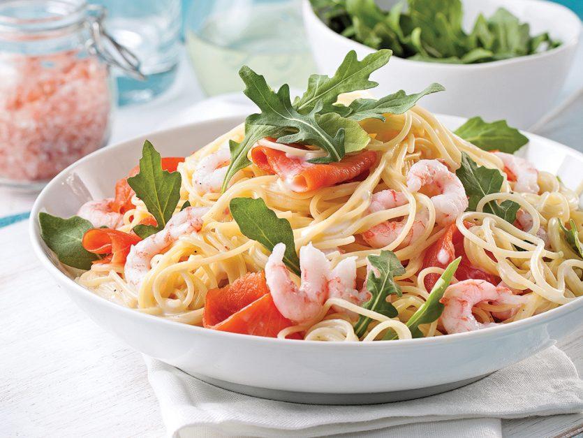 20 recettes de crevettes qu'on adore