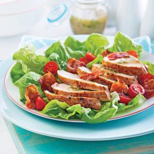 Salade BLT au poulet