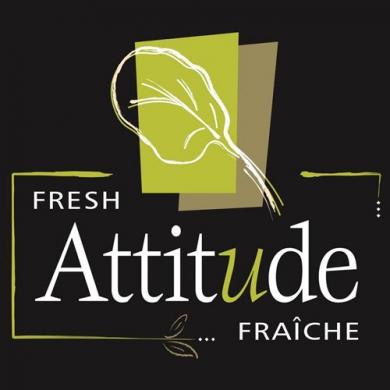 Attitude fraîche