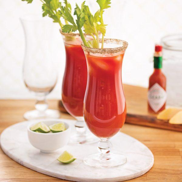 Bloody Caesar classique