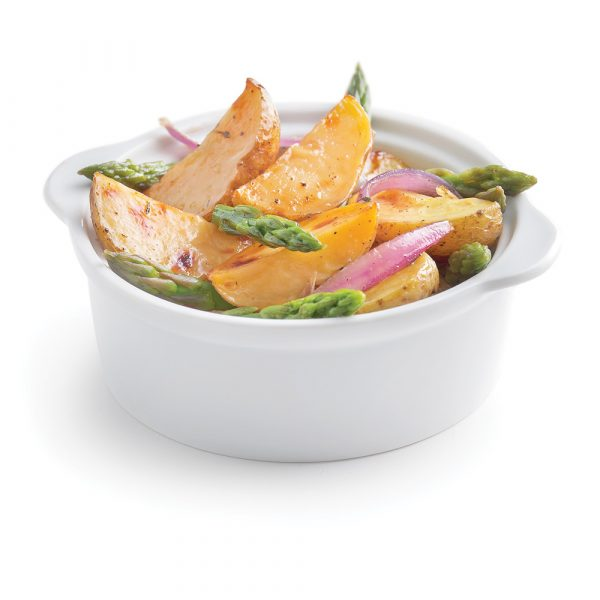 Pommes de terre au sirop d'érable