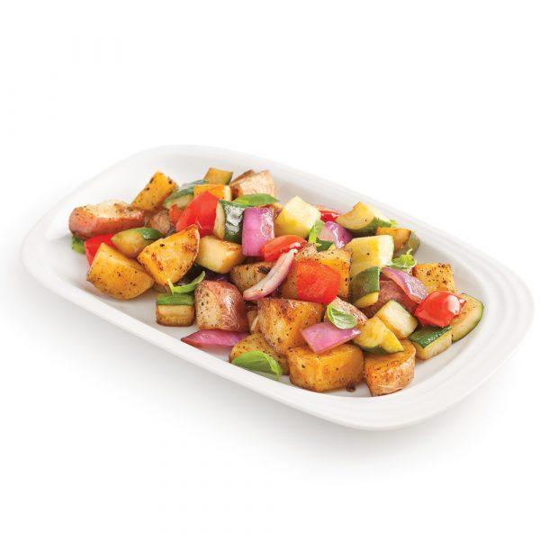 Légumes rôtis à l'italienne