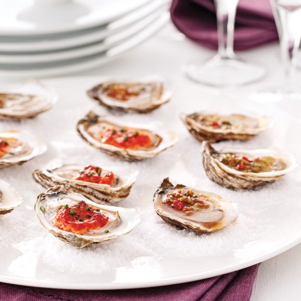 7 recettes d'huîtres pour épater la galerie!