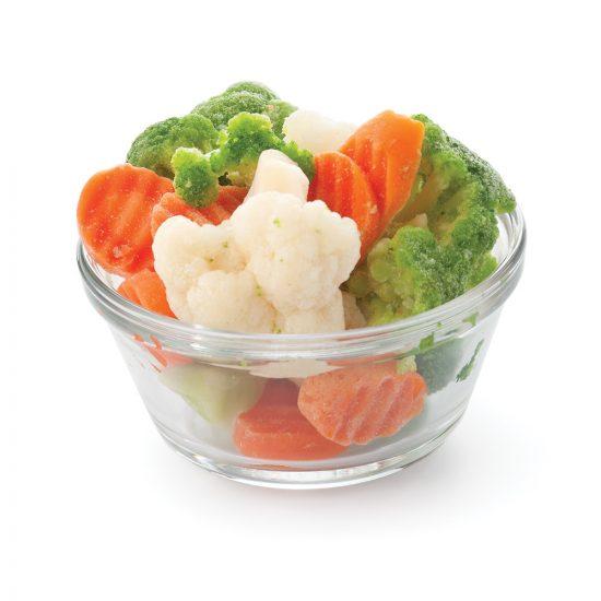Vrai ou faux? Les fruits et les légumes surgelés sont moins vitaminés que les produits frais