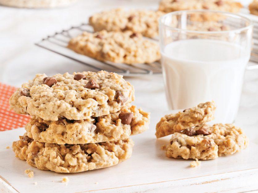 15 recettes de biscuits parfaites pour les fringales