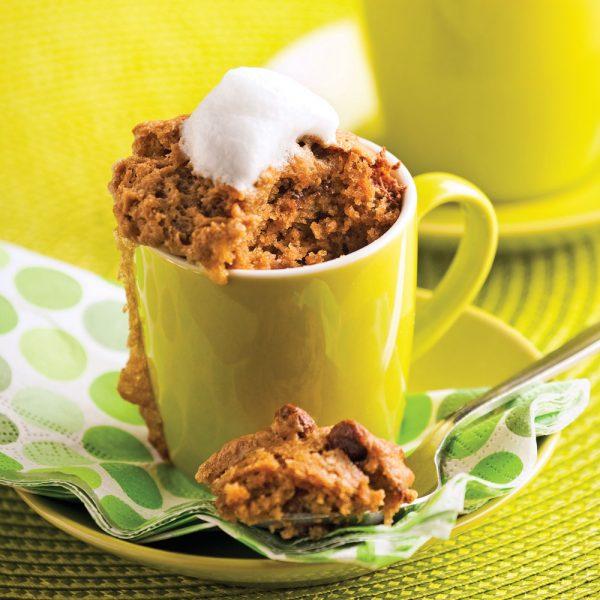 Muffins mochaccino