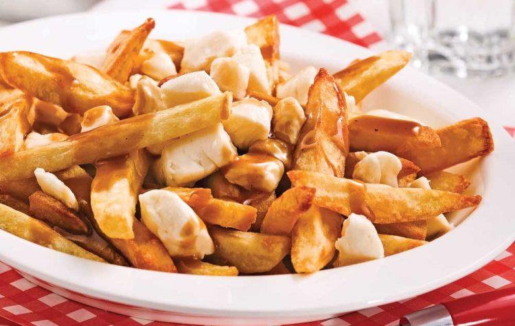 10 recettes pour les fous des frites!