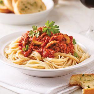 Sauce à spaghetti classique