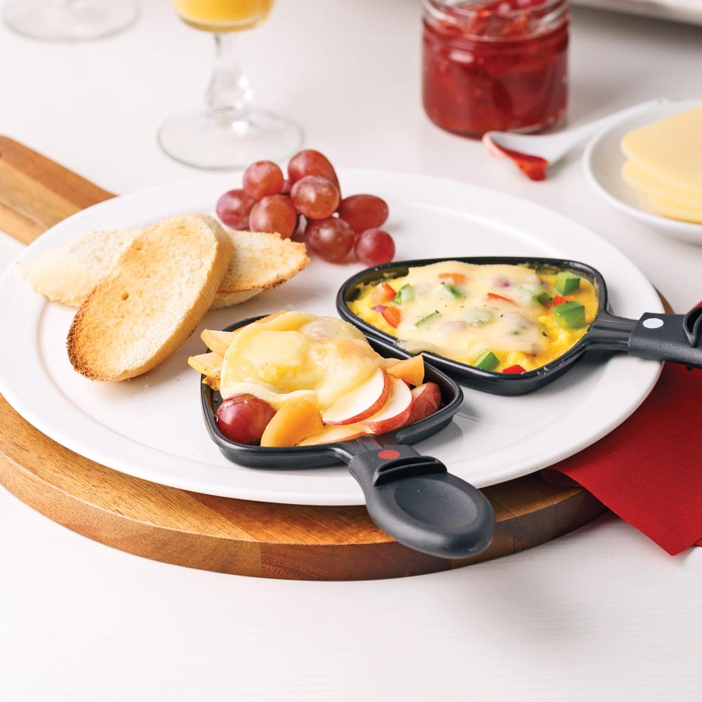 Raclette déjeuner