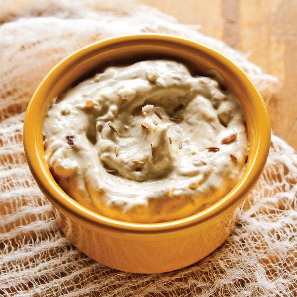 Sauce à fondue veloutée aux dattes
