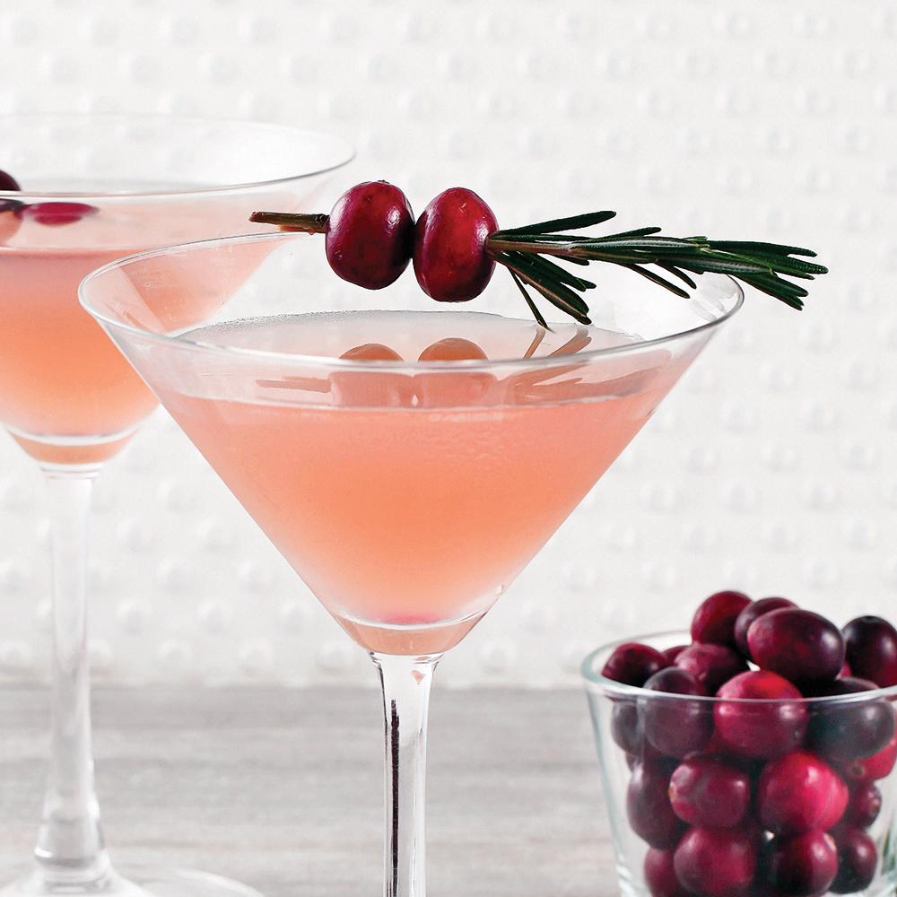 Cocktail «À côté du foyer»