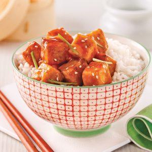 Tofu style Général Tao