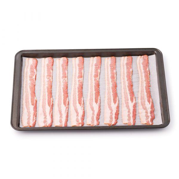 La cuisson du bacon sans tracas