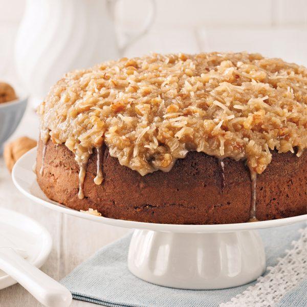 Gâteau Reine Elizabeth aux légumes