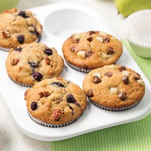 Muffins déjeuner
