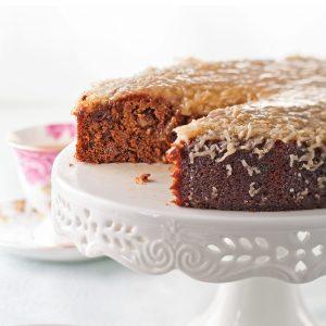 Gâteau Reine-Elizabeth