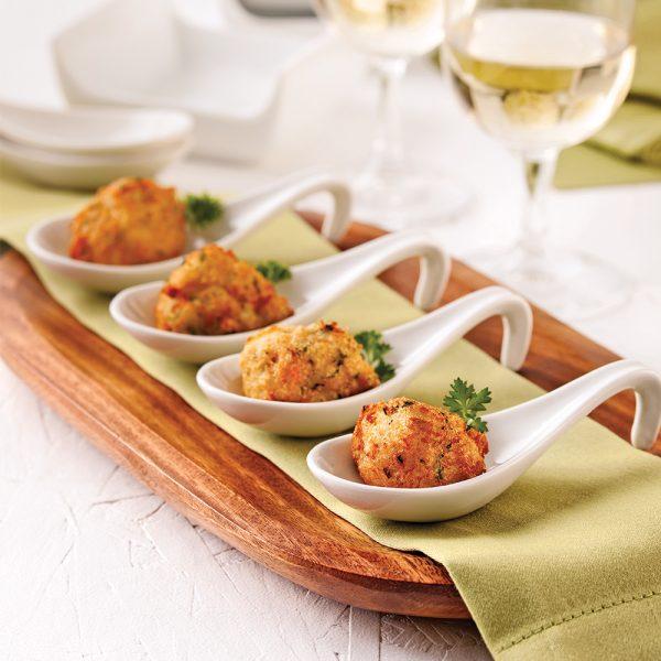 Beignets de morue portugais (pastéis de bacalhau)