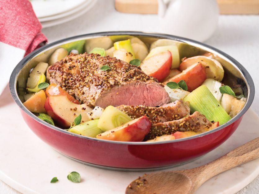 10 recettes de filet de porc pour recevoir