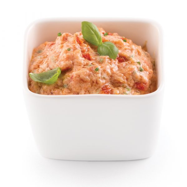 Sauce à fondue aux tomates séchées