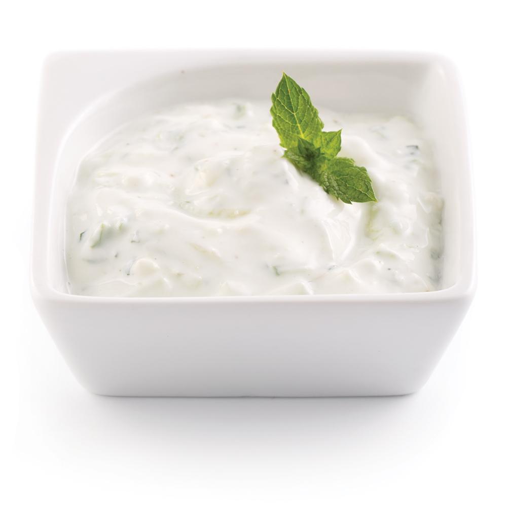 Sauce à fondue tzatziki