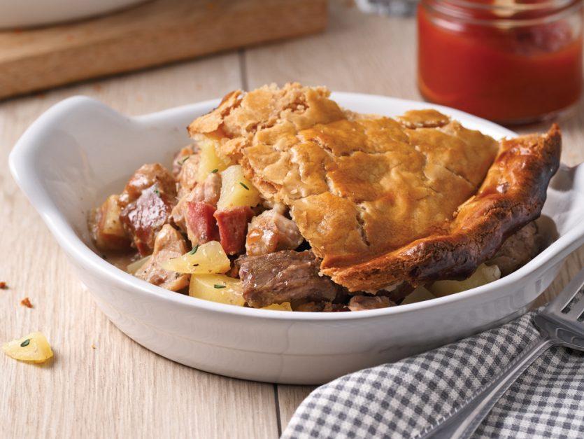 Le mois du meal prep: On prépare nos pâtés pour les Fêtes, 7 recettes incontournables