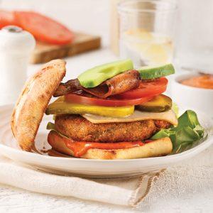 Le meilleur burger végé