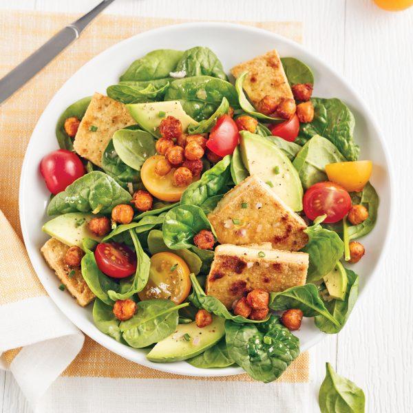 15 salades de légumineuses protéinées et rafraîchissantes!