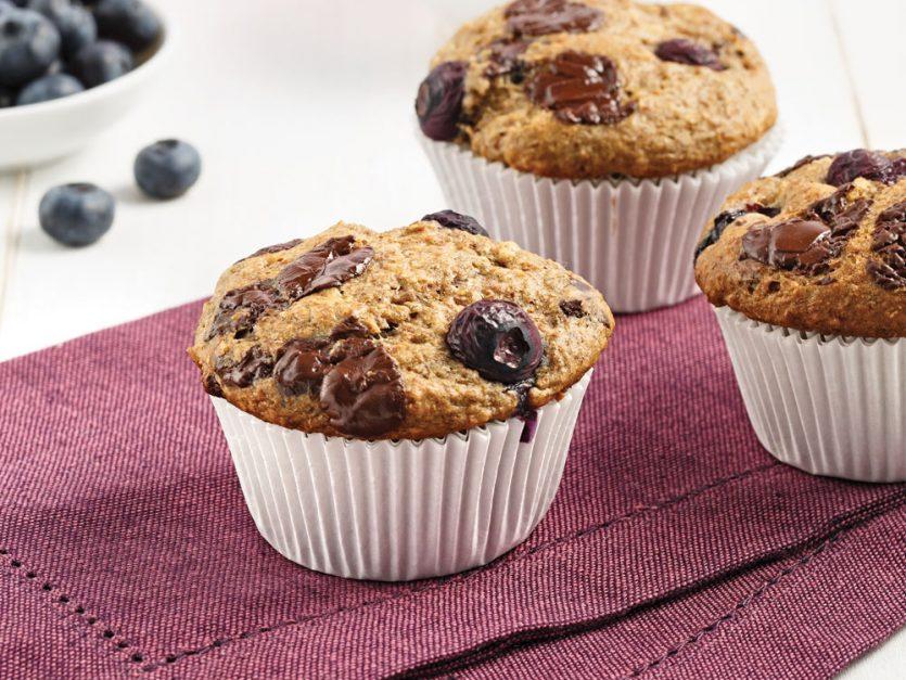 Nos 10 recettes de pains et muffins préférés
