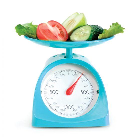 Calories à consommer