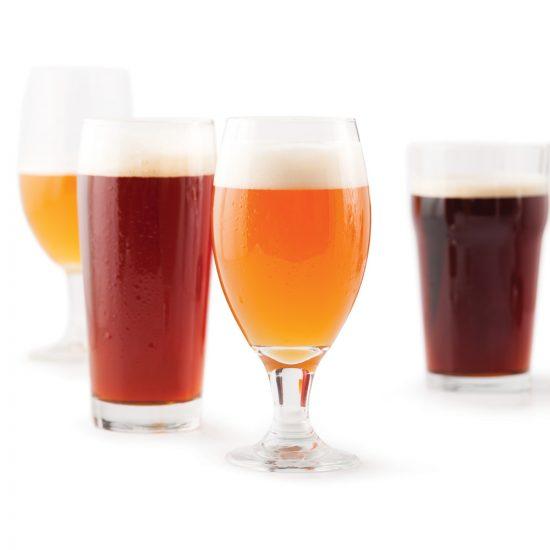 Blonde, blanche, rousse: on cuisine les bières selon leur type