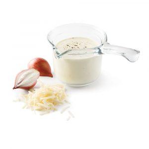 Sauce aux quatre fromages