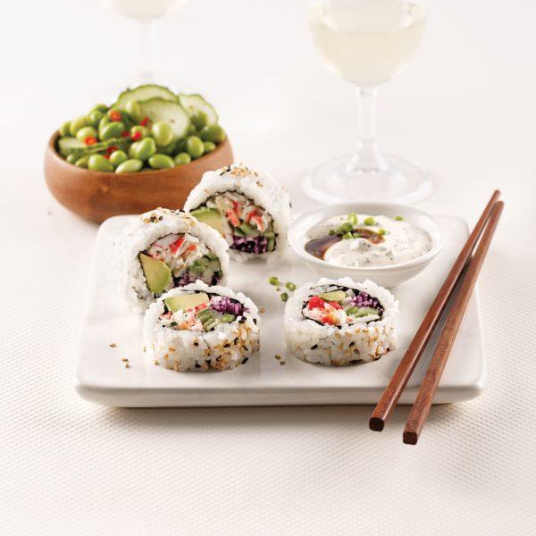 Sushis et poke bowls: 10 recettes à essayer!
