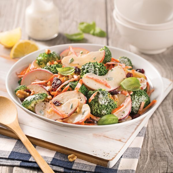 6 salades de brocoli pour toutes les occasions!