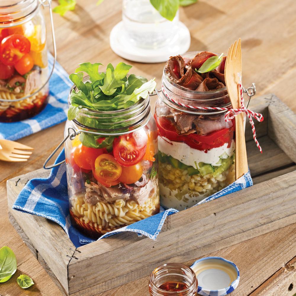 Salades à emporter