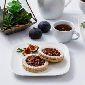 Biscuits des Fêtes aux épices et figues