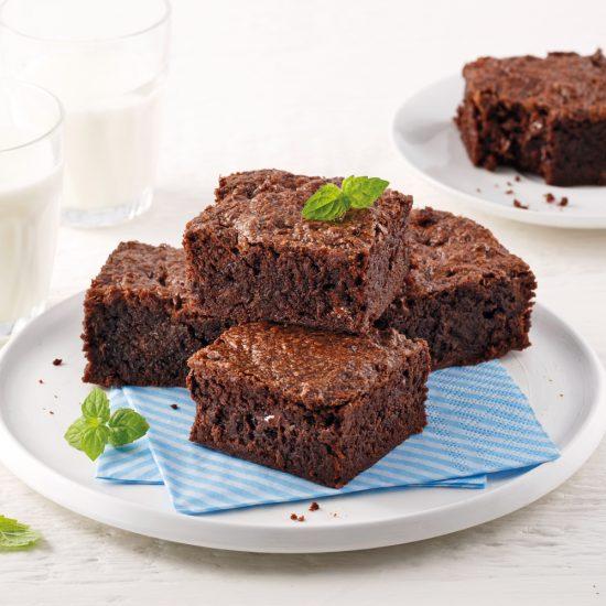 Brownie dans un seul bol