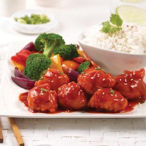 Le meilleur poulet Général Tao