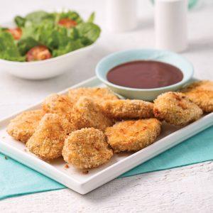 Croquettes de poulet maison