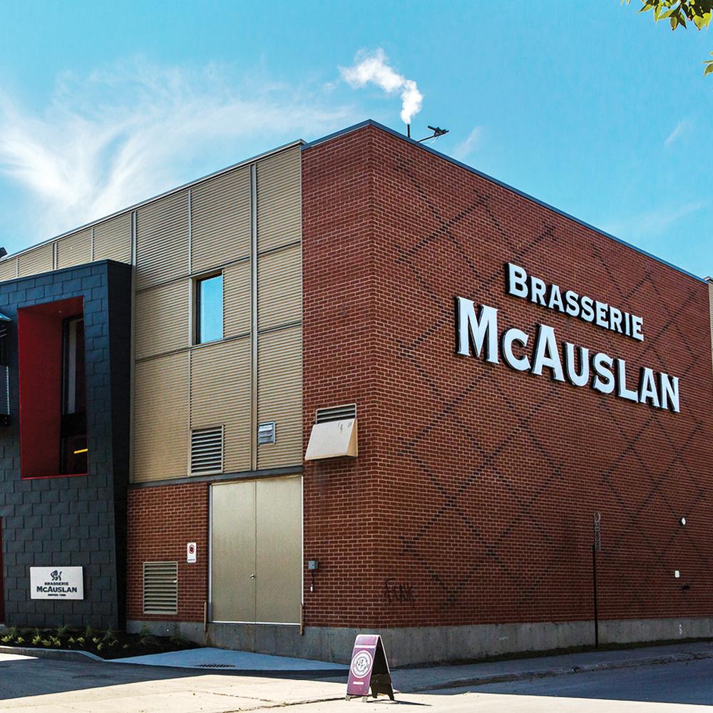 Brasserie McAuslan: Le savoir-faire brassicole à son meilleur