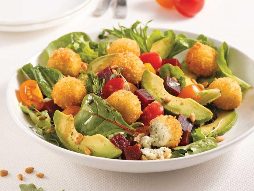 Nos 15 meilleures salades d'hiver