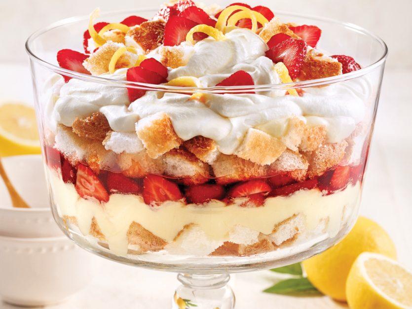 7 desserts pour cuisiner les fraises du Québec