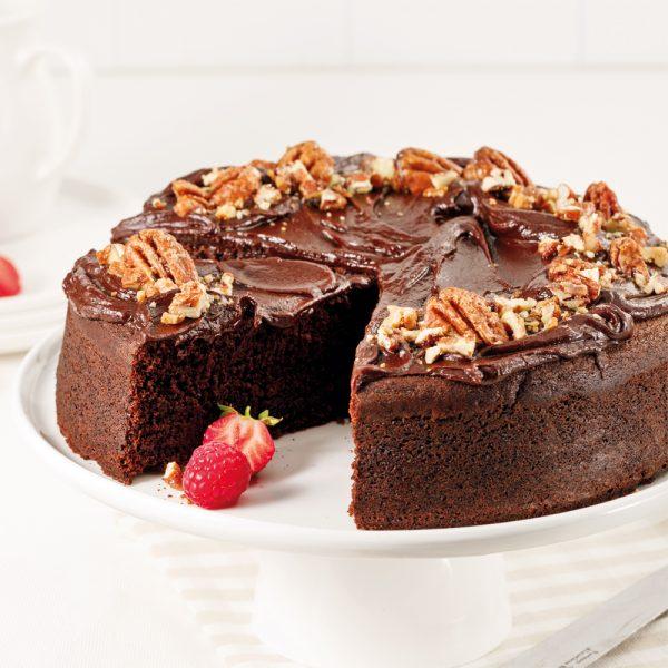 Gâteau-fudge à congeler