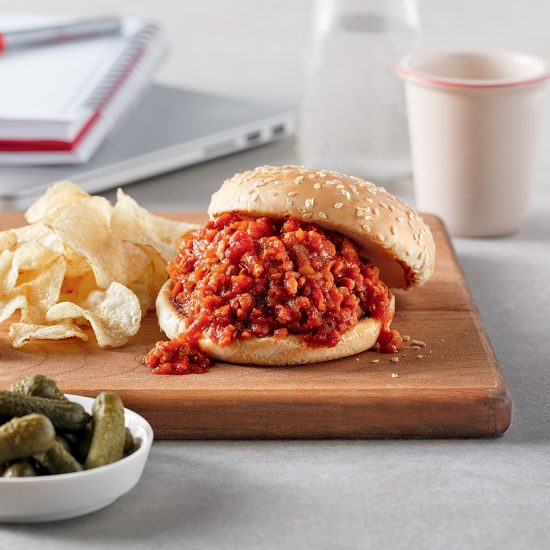 Sloppy Joe végane