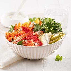 Poke bowl au homard