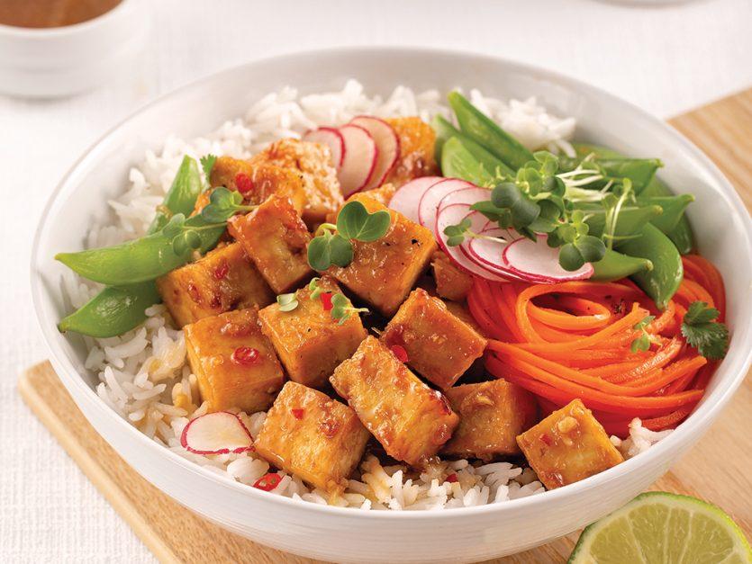 25 façons de cuisiner le tofu