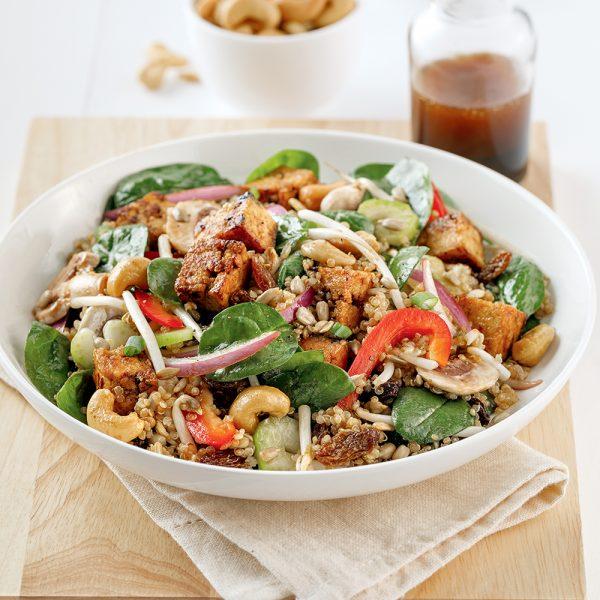Salade d'amour protéinée